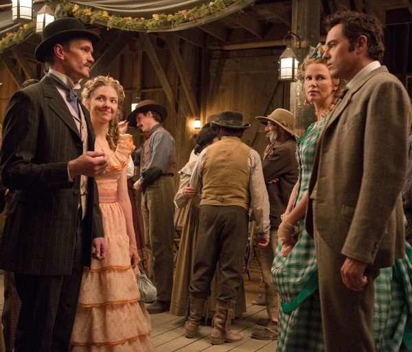 A Million Ways To Die In The West Neil Patrick Harris E Amanda Seyfried Fronteggiano Charlize Theron 295728