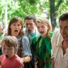 Alexander and the Terrible, Horrible, No Good, Very Bad Day: Steve Carell, Jennifer Garner e il resto del cast