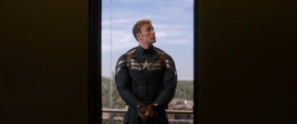 Captain America The Winter Soldier Chris Evans Si Guarda Intorno 295722