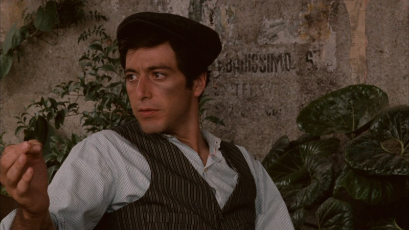 Il Padrino Al Pacino In Una Scena Del Film 295758