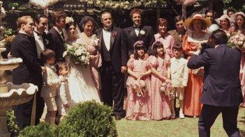 Il Padrino: Marlon Brando, Al Pacino, Talia Shire, Diane Keaton, James Caan e Robert Duvall
