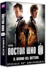 La Copertina Di Doctor Who Il Giorno Del Dottore Speciale 50 Anniversario Dvd 295740