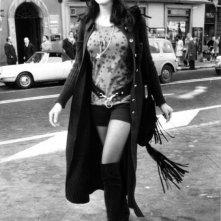 Nadia Cassini nei primi anni Settanta