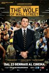 The Wolf of Wall Street: la locandina italiana del film
