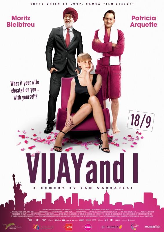 Vijay And I La Locandina Internazionale 295764