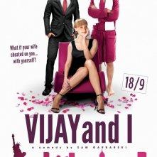 Vijay and I: la locandina internazionale
