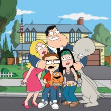American Dad!: un'immagine dei protagonisti