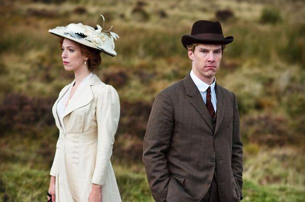 Benedict Cumberbatch E Rebecca Hall In Un Immagine Di Parade S End 295837
