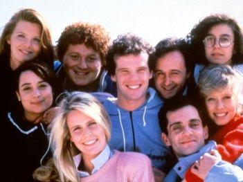 I ragazzi della Terza C - foto promozionale del cast