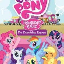 La locandina di My Little Pony: L'amicizia è magica