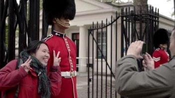 Sherlock: un'immagine dell'episodio The Sign of Three