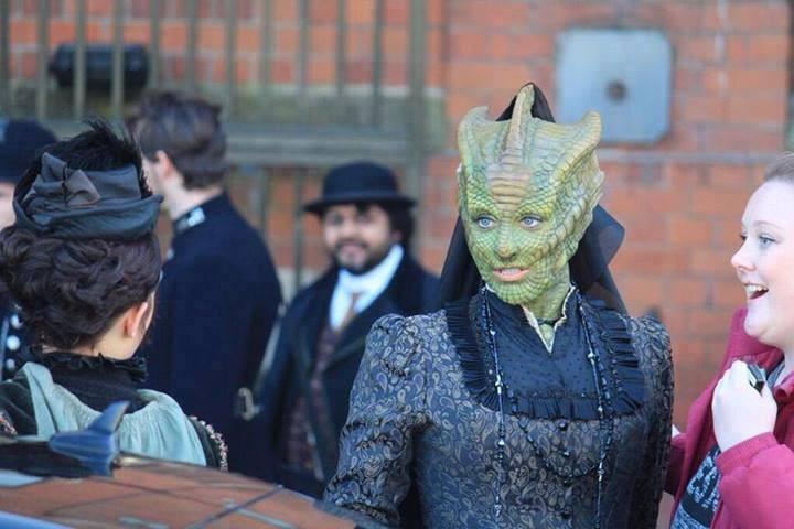 Doctor Who Una Delle Prime Immagini Dal Set Dell Ottava Stagione Della Serie 295959
