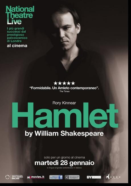 Hamlet La Locandina Del Film 295945