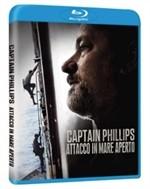 La Copertina Di Captain Phillips Attacco In Mare Aperto Blu Ray 295926