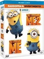 La Copertina Di Cattivissimo Me Cattivissimo Me 2 Blu Ray 295934