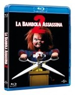 La Copertina Di La Bambola Assassina 2 Blu Ray 295942