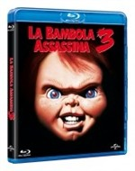 La Copertina Di La Bambola Assassina 3 Blu Ray 295943