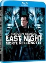 La Copertina Di Last Night Morte Nella Notte Blu Ray 295953