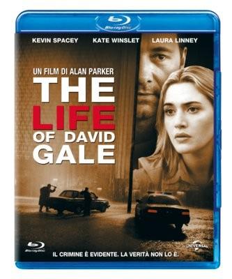 La Copertina Di The Life Of David Gale Blu Ray 295939