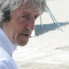 Sapore di te: il regista Carlo Vanzina in una foto dal set
