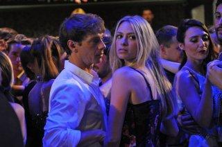 Sapore di te: Martina Stella e Giorgio Pasotti ballano in una scena del film