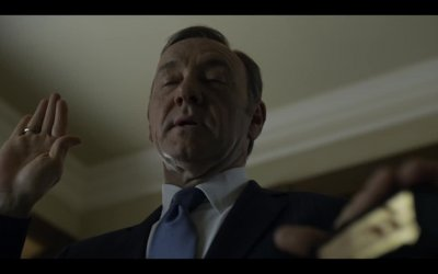 Trailer 'Season 2' - House of Cards
