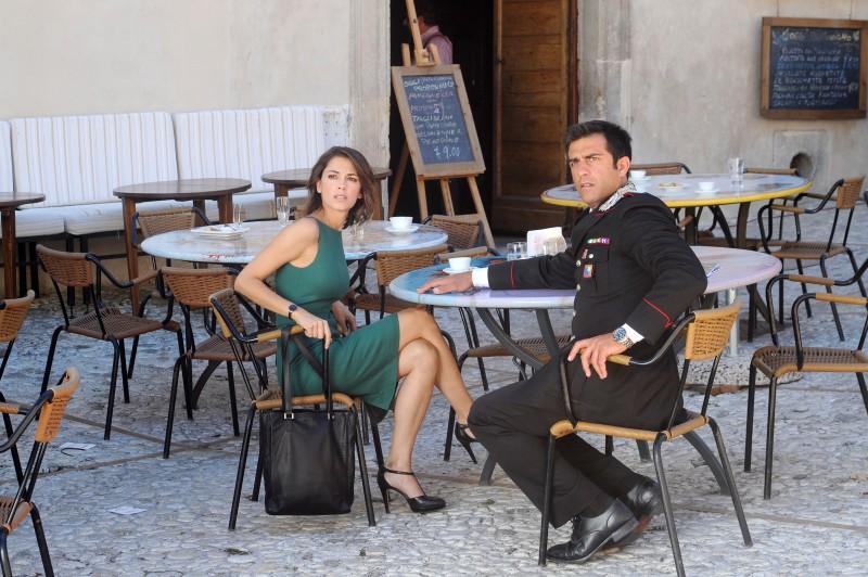 Don Matteo 9 Giorgia Surina E Simone Montedoro In Una Scena 296083