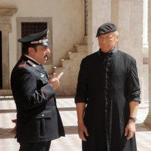 Don Matteo 9: Terence Hill e Nino Frassica nella fiction Rai