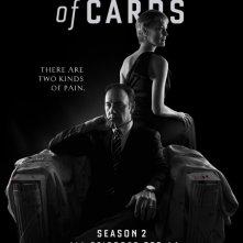 House of Cards: un poster della stagione 2