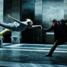 I, Frankenstein: Aaron Eckhart fa volare Yvonne Strahovski