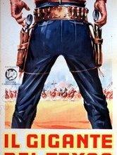 Il gigante del Texas: la locandina del film
