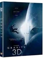 La copertina di Gravity 3D (blu-ray)