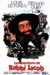 Le folli avventure di Rabbi Jacob: la locandina del film