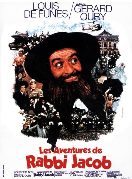 Le Folli Avventure Di Rabbi Jacob La Locandina Del Film 296102