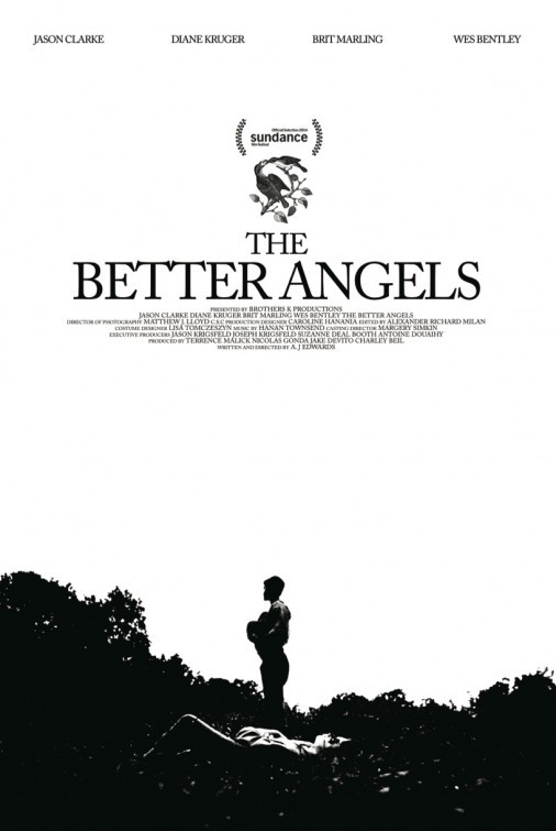 The Better Angels La Locandina Del Film 296068