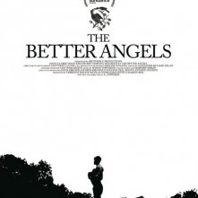 The Better Angels: la locandina del film