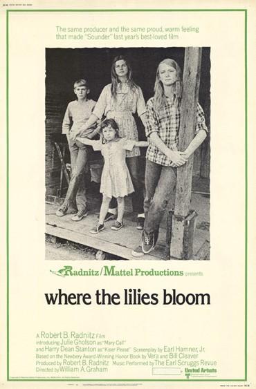 Where The Lilies Bloom La Locandina Del Film 296098