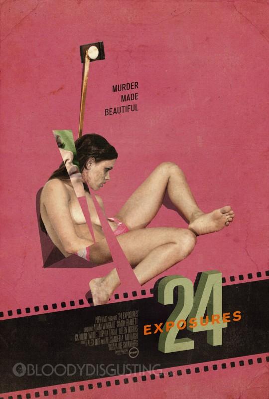 24 Exposures La Locandina Del Film 296245