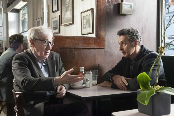 Fading Gigolo Woody Allen E John Turturro Nella Prima Immagine Del Film 296190