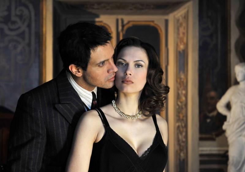 Il Peccato E La Vergogna 2 Gabriel Garko E Giulia Rebel Nella Fiction 296264