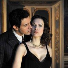Il peccato e la vergogna 2: Gabriel Garko e Giulia Rebel nella fiction