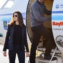 Intelligence: Josh Holloway e Meghan Ory nel pilot della serie