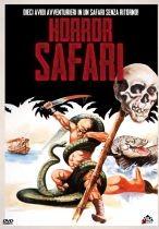 La Copertina Di Horror Safari Dvd 296174