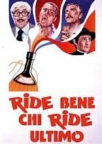 La Copertina Di Ride Bene Chi Ride Ultimo Dvd 296151