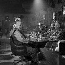Nebraska: Stacy Keach in un'immagine del film
