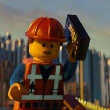 The Lego Movie: l'omino Emmett in azione