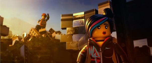 The Lego Movie Una Scena Del Film 296132