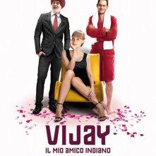 Vijay, il mio amico indiano: la locandina italiana