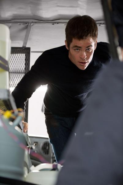 Jack Ryan L Iniziazione Chris Pine In Una Scena Del Film 296304