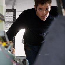 Jack Ryan - L'iniziazione: Chris Pine in una scena del film